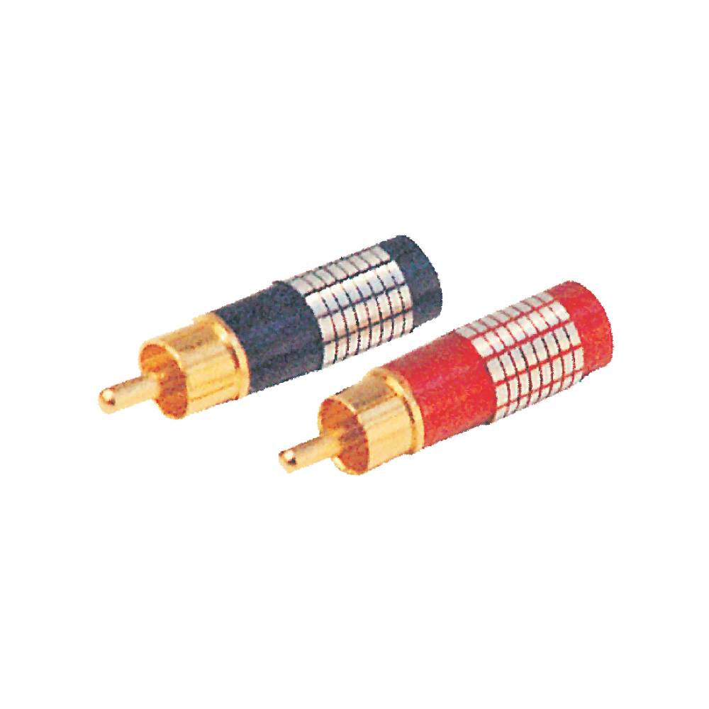 MX RCA CONNECTOR - GOLD