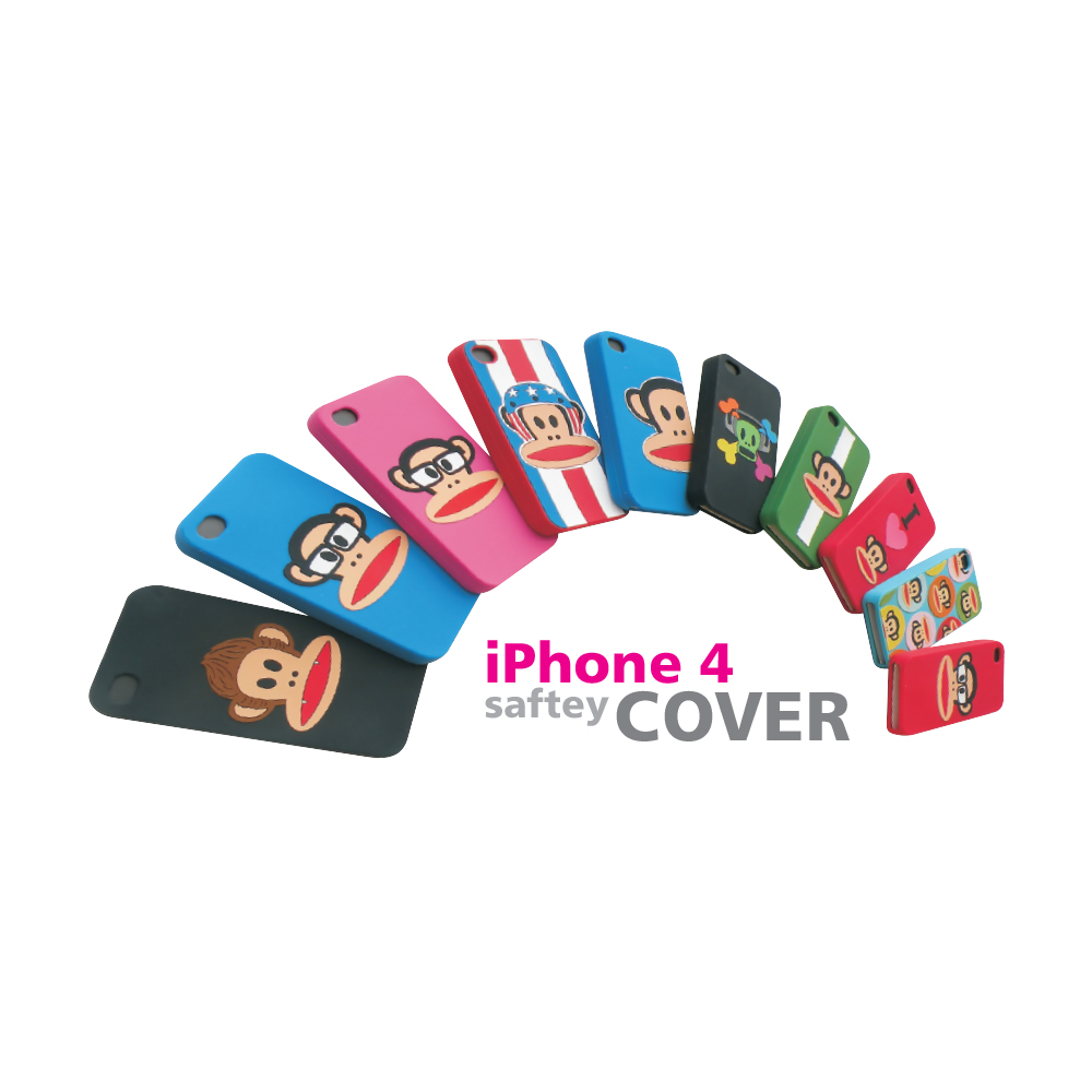 MX iPhone 4 & iPhone 4s SILICON COVER